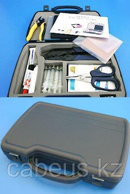 Набор для установки разъемов на оптоволоконный кабель HT-F3033