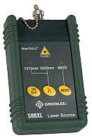 Лазерный источник излучения 580XL (1310/1550нм) c фиксированным FC адаптером