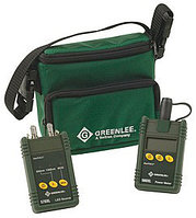 Greenlee5670-SC-набор для тестирования ВОЛС(MM) cSC адаптерами