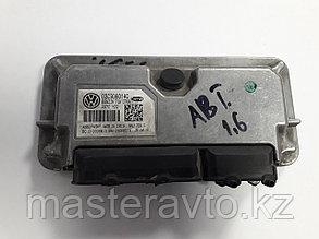 Блок управления двигателем VW Polo (Sed RUS) 2011>