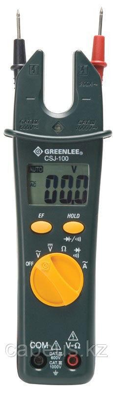 Токовые клещи Greenlee CSJ-100