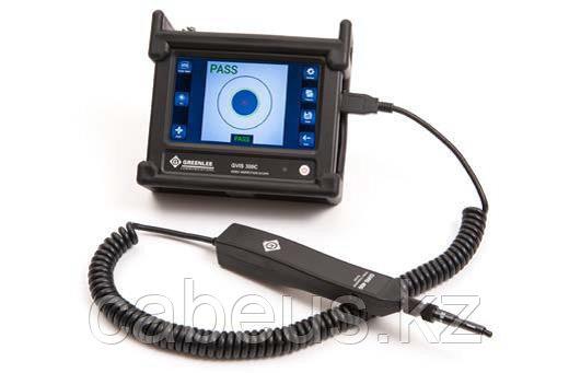 Greenlee GVIS300C - видео микроскоп с функцией автоматического анализа и опциями VFL и PM