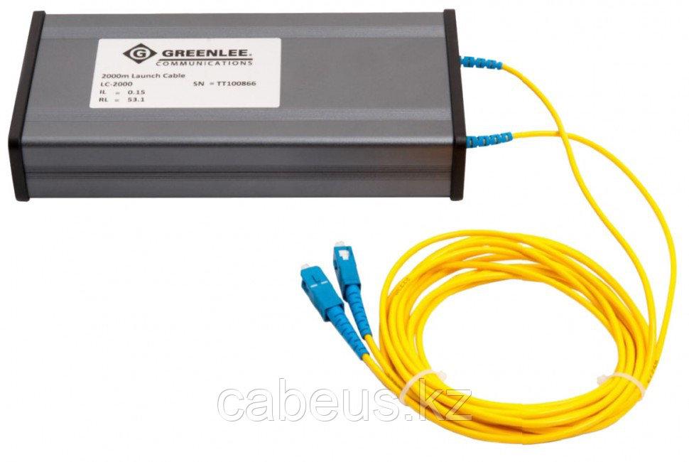 Компенсационная катушка Greenlee LC500SCUPCSM (SM, SC/UPC, 500 м)