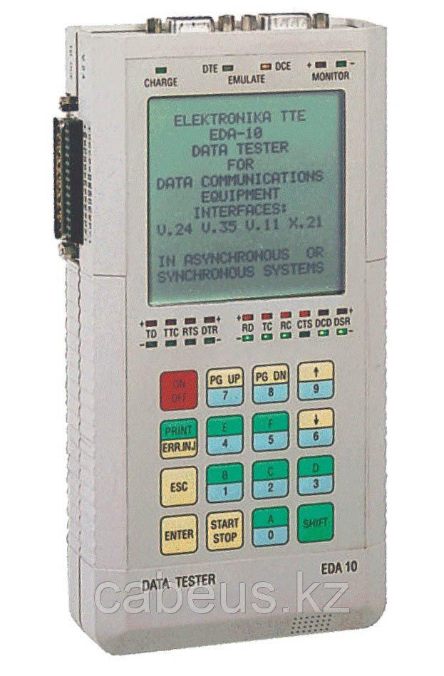 Тестер передачи данных EDA 10