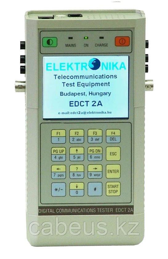 Анализатор цифровых линий EDCT 2A