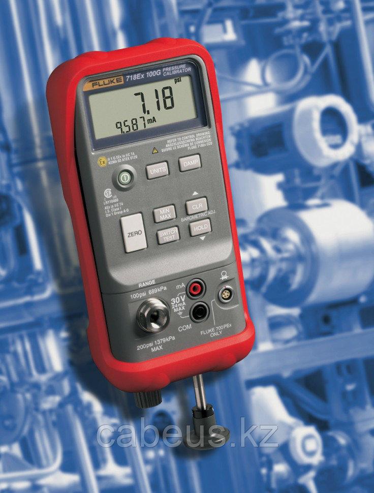 Калибратор давления взрывобезопасный Fluke 718Ex 300G