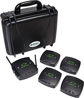 Greenlee ASK304 - анализатор WiFi сети с 4-мя удаленными клиентами