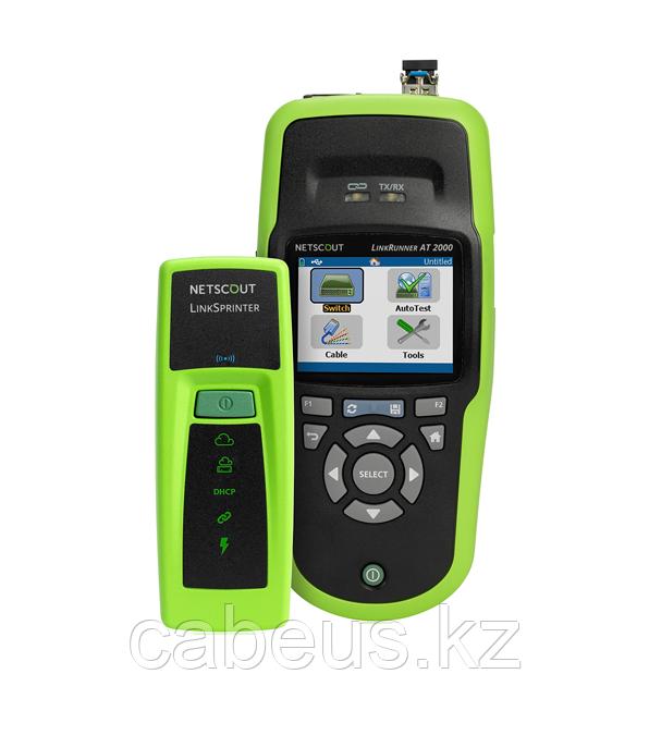 Промокомплект из двух тестеров: Linkrunner AT 2000 и LinkSprinter 300