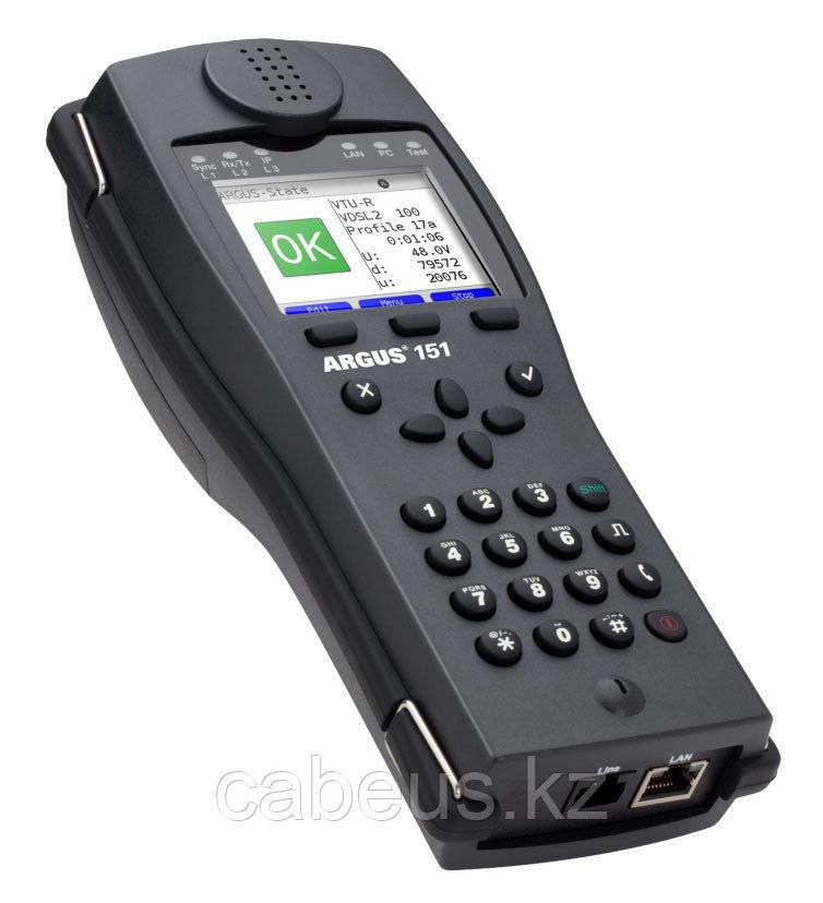 ARGUS 151 - тестер ADSL Annex A+B+J+L+M