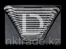 Набор ключей комби 6-32 мм 16 предметов