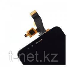 Дисплей MEIZU M5S M612H LTE, с сенсором, цвет черный