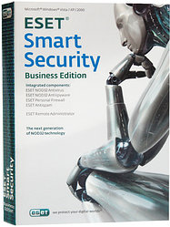 ESET NOD32 Smart Security Business Edition продление 1 год