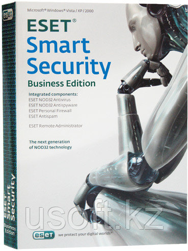 ESET NOD32 Smart Security Business Edition продление 2 года