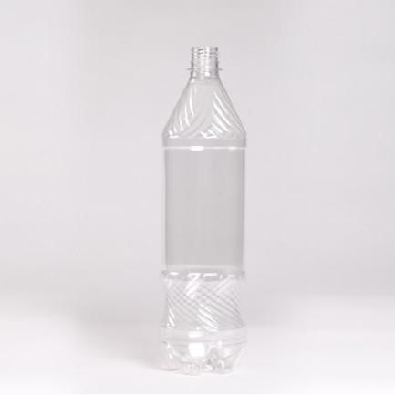 Пластиковая бутылка ПЭТ, Ёмкость: 1л.