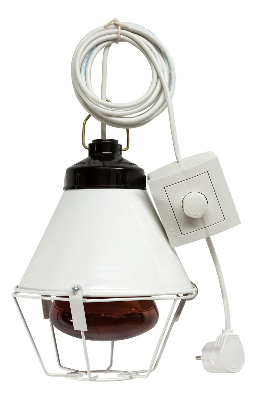 ИК светильник с регулятором мощности