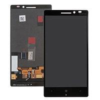 Дисплей Nokia Lumia 930 , с сенсором, цвет черный