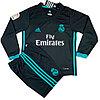 Футбольная форма Real Madrid (Реал Мадрид) черные