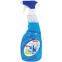 """Средство для мытья стекол и зеркал OfficeClean """"Блеск"""" 750мл, с курком"""