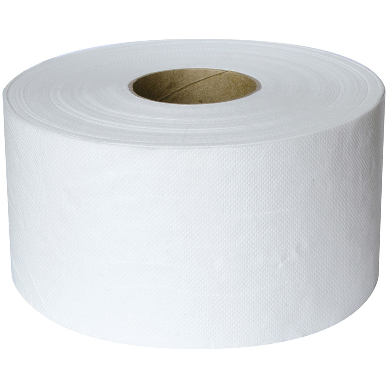 """Бумага туалетная OfficeClean """"Professional"""", 1 слойн., 200м/рул, белый"""
