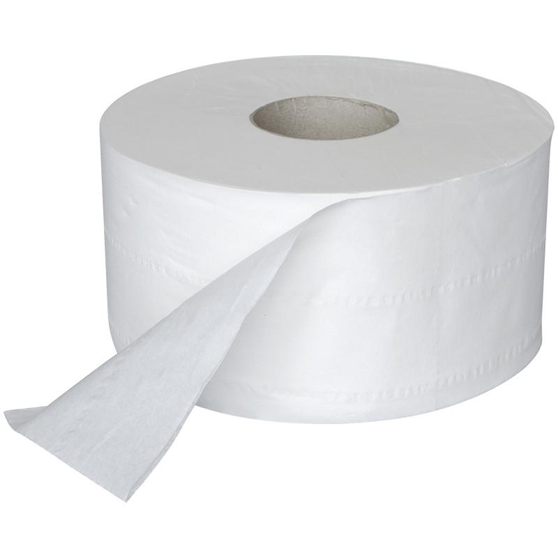 """Бумага туалетная OfficeClean """"Professional"""", 2-х слойн., 170м/рул, белая"""