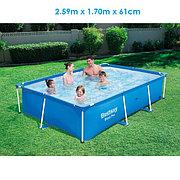Каркасный бассейн 259х170х61 см, Bestway 56403