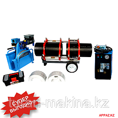 Утюг для сварки полиэтиленовых труб Turan Makina AL 315