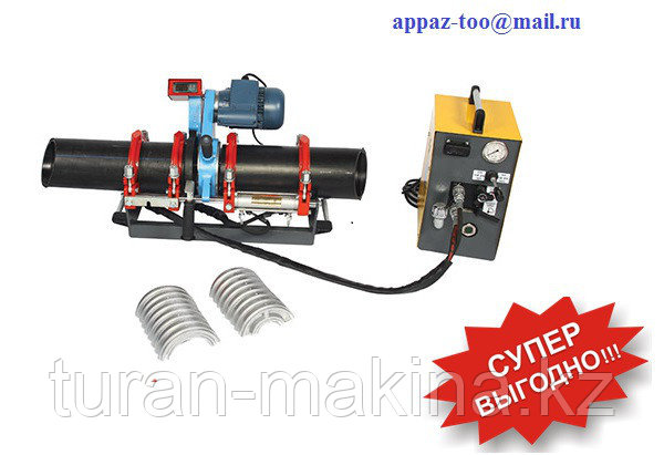 Оборудование для сварки и пайки пластиковых труб  Turan Makina ALH 160