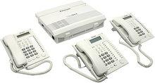 Системные телефоны для аналоговых АТС серии KX-TE