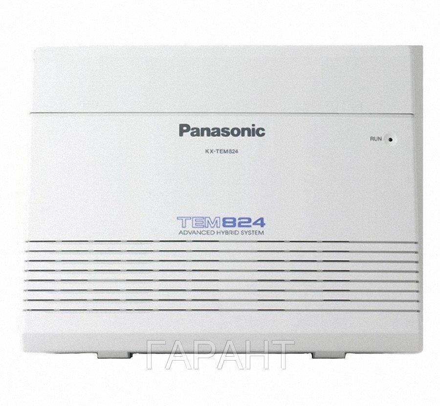 KX-TEM824 - офисная аналоговая АТС Panasonic