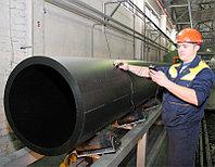 Труба полиэтиленовая д.160х11,8мм., фото 1