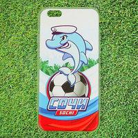 Чехол для телефона iPhone 6 'Сочи. Дельфин'