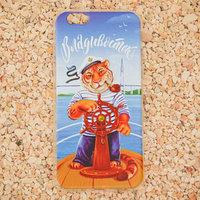 Чехол для телефона iPhone 6 'Владивосток. Тигр'