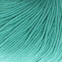 Пряжа 'Baby Cotton' 60 хлопок, 40 акрил 165м/50гр (3426 бирюзов.) (комплект из 5 шт.)