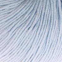 Пряжа 'Baby Cotton' 60 хлопок, 40 акрил 165м/50гр (3429 голубой) (комплект из 5 шт.)