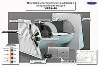 УВРК Вентиляция энергосберегающая