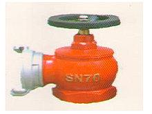 Вентиль пожарный  d.50 угловой чугунный КНР
