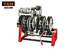 Механический сварочный аппарат для полимерных труб NL-250 (90-250мм), фото 3