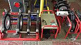 Гидравлический аппарат для стыковой сварки пластиковых труб 160-315мм, фото 3