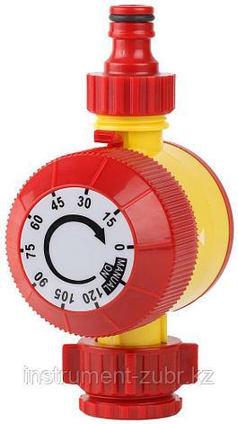 Таймер GRINDA для управления подачей воды, механический                                                                                               , фото 2
