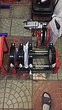Механический сварочный аппарат для стыковой пайки полиэтиленовых труб от 63 до 160мм, фото 6