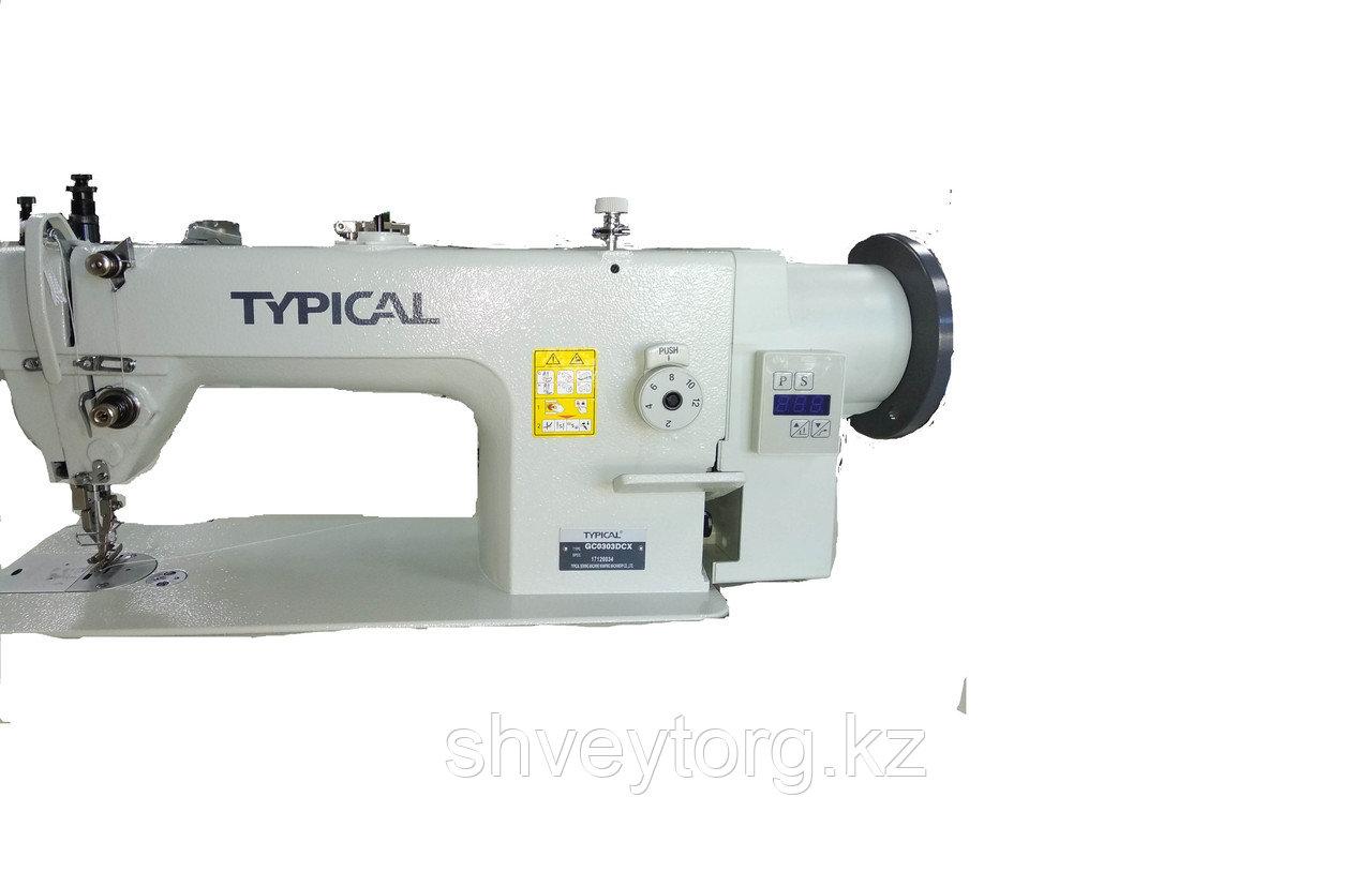 Прямострочная  одноигольная швейная машина  TYPICAL GC0303DCX