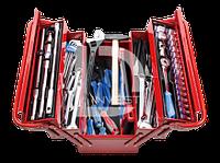 Наборы инструментов в ящике