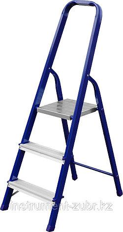Лестница-стремянка СИБИН стальная, 3 ступени, 60 см, фото 2