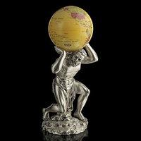 Статуэтка 'Атлант и земной шар'