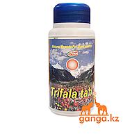 Трифала для Очищения Организма (Trifala SHRI GANGA), 200 таб.