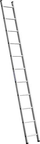 Лестница СИБИН приставная, 11 ступеней, высота 307 см, фото 2