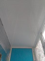 Установка витража, металлопластикогового окна и балконной пары по адресу Ш. Айманова 25/1 9
