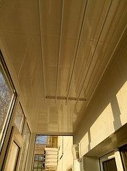 Установка витража, металлопластикогового окна и балконной пары по адресу Ш. Айманова 25/1 15