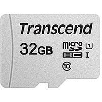Карта памяти microSD 32Gb Transcend TS32GUSD300S