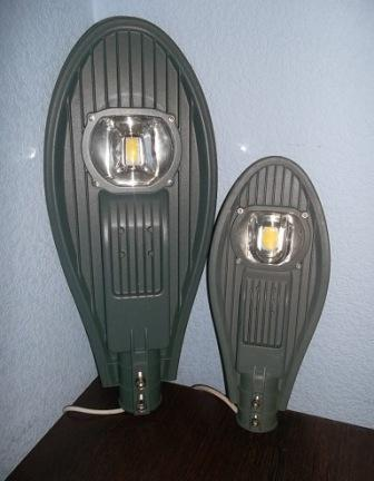 Консольный уличный светодиодный светильник СКУ 100 w Серый или черный корпус. Уличный фонарь LED Кобра